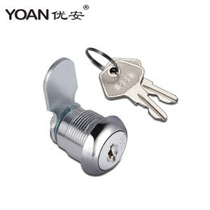 Wholesale cam plate: Zinc Alloy Industrial Cabinet/Mailbox Cam Lock