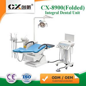 Wholesale confortable chair: portable dental chair CX-8900(Folded)