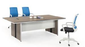 Wholesale meeting table: Coference Table/Meeting Table Melamine Desk (DQ-B-A-24)