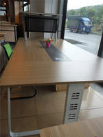 Modern High End Conference Office Table Office Furniture (D-MT2001)