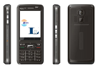 Sell Dual sim card dual work standby with bluetooth