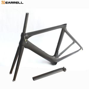 Wholesale Bicycle Frame: Carbon Fiber Road Bicycle Frame