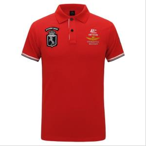 Wholesale wholesale brand garment: Body Fit Men's Cotton Pique Polo Shirts with Custom Embroidery