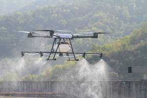 Wholesale uav: Good Quality Uav Drone Crop Sprayer for Agriculture Pesticide UAV Drone,Crop Duster