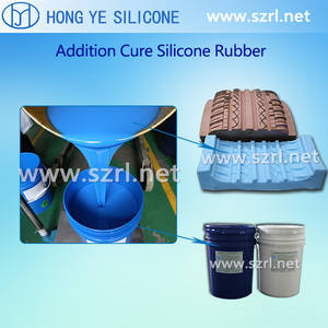 Wholesale tire mold: Addition Cure Silicone for Tire Mold