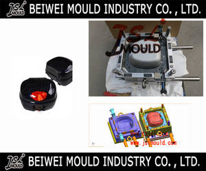 Wholesale motorcycles: Injection Motorcycle Tail Box Mould