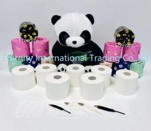 Wholesale bamboo: 100% Pure Ultra Soft Bamboo Toilet Paper Roll