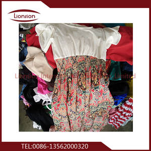 Wholesale Used Clothes: High Quality and Low Price Used Clothing