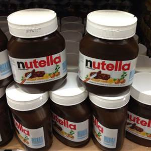 Wholesale candy: Wholesale Price Ferrero Nutella 350g