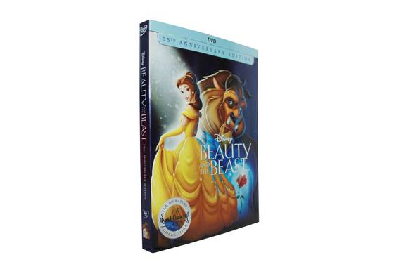 Sell Beauty and the Beast 25th Anniversary Edition cartoon dvds