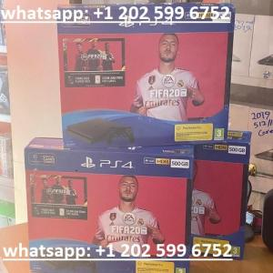 Wholesale Video Game Players: NEW PS4 PRO 1TB 2TB 500GB SLIM 4TB Console 10 Games 2 Controller and