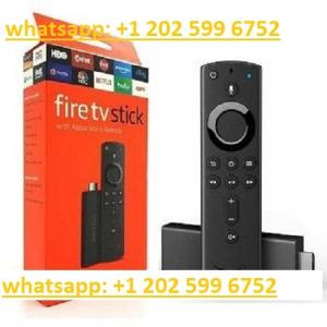 Wholesale Set Top Box: BUY 30 GET 10 FREE NEW Amazon Fire Stick 4K W/Alexa Voice Remote Latest Version 2020