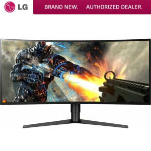 Wholesale gaming monitor: Details About  LG 34 UltraWide QHD Curved LED G-SYNC Gaming Monitor 34GK950G-B