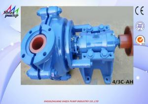Wholesale coal: 4/3 C AH Heavy Duty Slurry Pump/ High Head Slurry Pump for Slag Handling,Coal Preparation