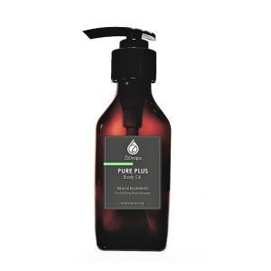 Wholesale beauty: [Korean Beauty Cosmetics] 6Drops Body Massage Oil - PURE PLUS 90ml (For Detoxfying)