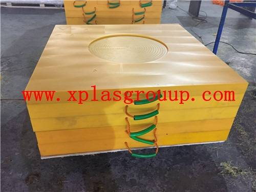 engineered wood flooring: Sell Crane Outrigger Pads,Crane Stabilizer Pad,Crane Cribbing Plate