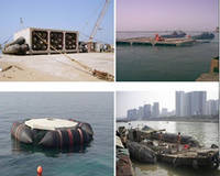 Marine Rubber Airbags for Ship Lifting/Landing/Launching