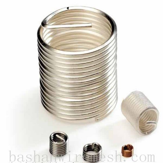 Superior Quality Silvered Wire Thread Inserts