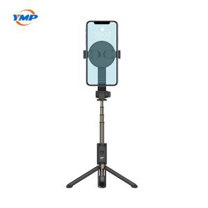 Wholesale tripod: YMP Phone Tripod Single Axis Gyro Gimbal Stabilizer Bluetooth Selfie Stick