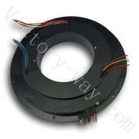Wholesale pancake: Thickness 15 mm Pancake Slip Ring with 110mm Inner Hole for Rotary Tables