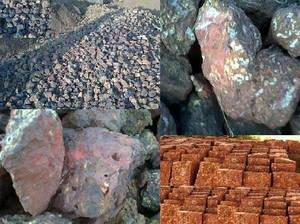 Wholesale iron ore: High Quality Raw Bauxite Ores, Iron Ore, Beryl Ore, Pyrite Ore for Sale