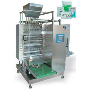 Wholesale super driver: Multi-lanes  Packing Machine
