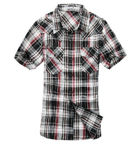 Sell plaid shirt