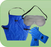 Wholesale protective glove: Protective Aprons/Glasses/Gloves