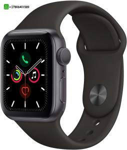 Wholesale sport watches: Apple Watch Seiesr 5 (GPS, 40mm) - Space Gray Aluminum Case with Black Sport Band