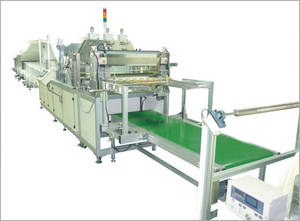 Wholesale filter bag making machine: Pocket Bag Filter Making Machine