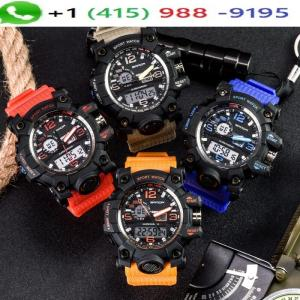 Wholesale quartz: Men's Stainless Steel Military Army Sports Analog Quartz Men's Wristwatch 2020