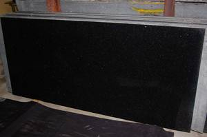 Wholesale Steel Pipes: Black Granite