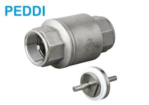 Wholesale angle seat valve: Soft Sealing Check Valve