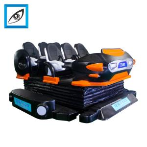 Wholesale keyboard leather case: Xuan Jing XBM New 6 Seats 9d Cinema Vr Spaceship Car Simulator