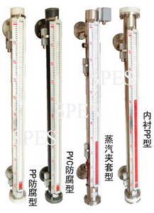Wholesale Level Measuring Instruments: Magnetic Rotating Pillar Level Indicator UHZ-661