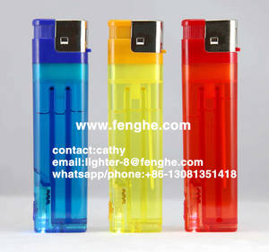 Wholesale electronic lighter: Jumbo BBQ King Electronic Gas Lighter