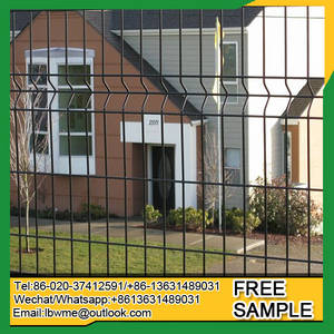Wholesale Fencing & Edging: LosAngeles Wire Fence Panels Monterey 3D Mesh Fencing Best Price