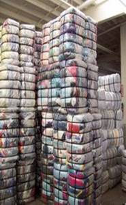 Wholesale clothing: Used Clothes--- Wipers/Rags
