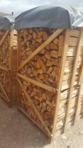 Wholesale Other Energy Related Products: FSC Kiln Dried Firewood with Low Moisture  Packed in Netbags,In 1m3 and 2m3 Whatsapp +380668928073