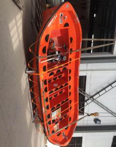 Wholesale ccs: 10 Persons FRP Used Open Lifeboat CCS BV Certificate for Sale