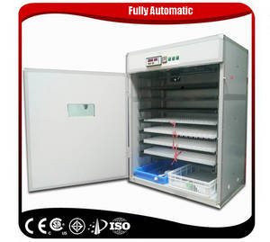 Wholesale chicken incubator: Automatic 1232 Capacity Industrial Chicken Egg Incubator Made in China