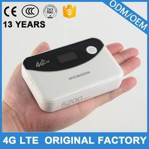 Wholesale 4g modem: Low Price Portable 4G LTE WiFi Router with SIM Card Slot Support Modem Moblie Hotsport
