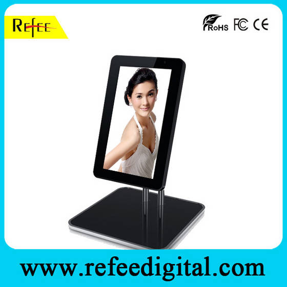 Offer 10inchsmall size touch screen lcd display