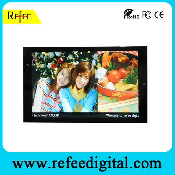 mp4 player: Sell 32 inch WIFI Touch Screen AD player