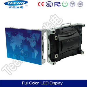 Wholesale led advertising product: New Product  P1.923 Indoor RGB Rental LED Display for Advertising