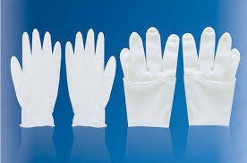 Wholesale sterile latex gloves: Latex Examination Gloves Non-sterile
