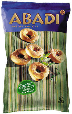 Zaatar Flavored Traditional