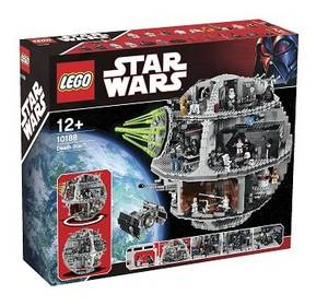 Wholesale death star: LEGO Star Wars Death Star 10188