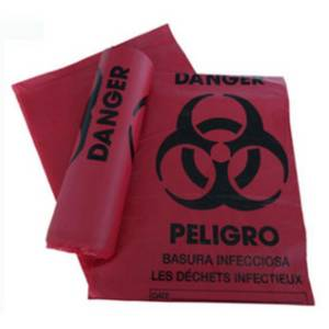 Wholesale Plastic Packaging: China Supplier Medical Waste BAG/Biohazard Bag/Autoclave Bag in Roll