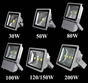 Wholesale military weapons: RGB LED Flood Light Meanwell Driver Cree Chip